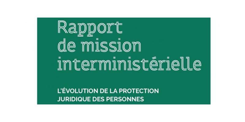 Le Rapport Sur La Protection Des Majeurs En Bref Droit S